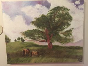 Landscape oil painting for Sale in Norcross, GA