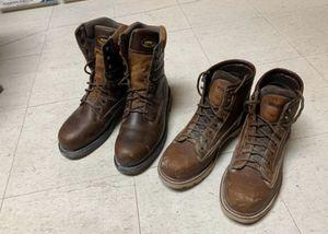 Wolverine Work Boots 🥾 Steel toe for Sale in Las Vegas, NV