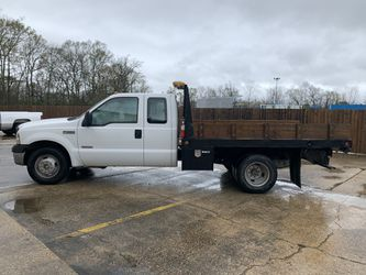2007 Ford F-350 Flatbed for Sale in Baton Rouge,  LA