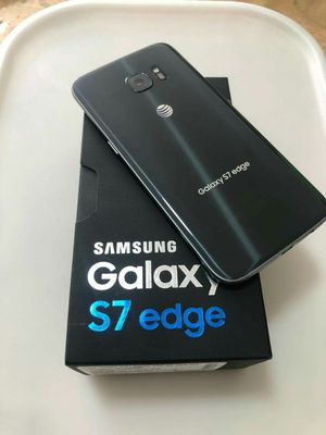 SAMSUNG Galaxy S7 Edge, Factory Unlocked,, Excellent Condition. Almost New.. for Sale in Springfield, VA
