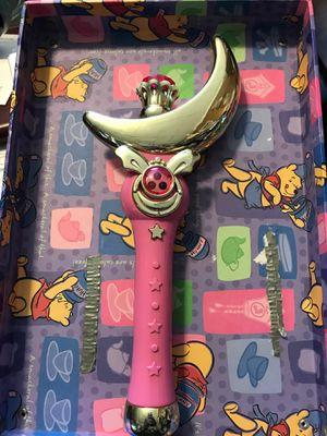Sailor Moon moon wand for Sale in Los Angeles, CA