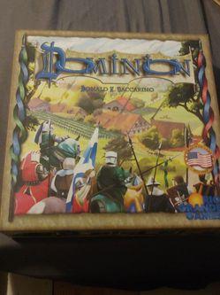 Dominion Card Game / Boardgame for Sale in Copperas Cove,  TX