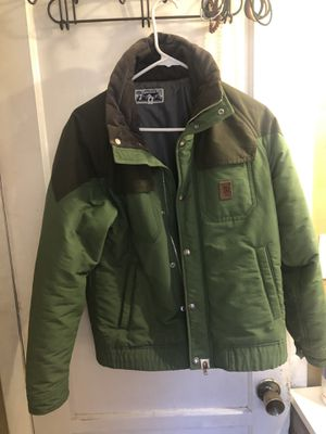 Green Bape Jacket for Sale in Cleveland, OH