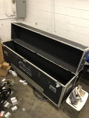 Pro dj audio equipment travel case for Sale in Roselle, NJ