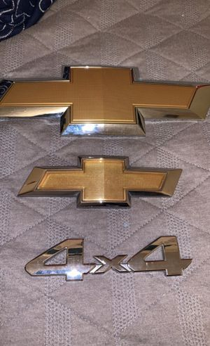 Chevy emblems for Sale in Arlington, TX