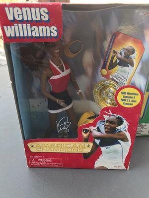 Barbie doll—-VENUS Williams for Sale in Phoenix, AZ