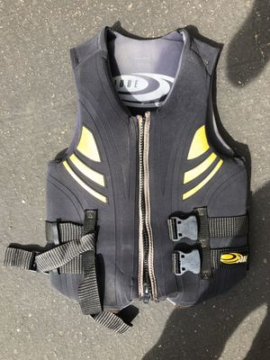 Jobe life vest for Sale in San Marcos, CA