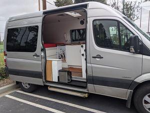 Converted Stealth Camper Van Build! 2014 Sprinter Van 148k mi for Sale in Palo Alto, CA
