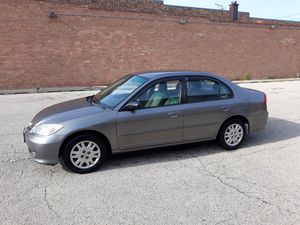 2004 Honda Civic 1.7 very good condition!! for Sale in Chicago, IL