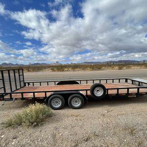 24' Car Hauler Trailer for Sale in Mesa, AZ