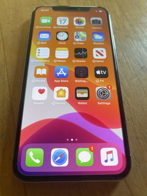 Certified Pre Owned iPhone X Unlocked for Sale in Toms River, NJ