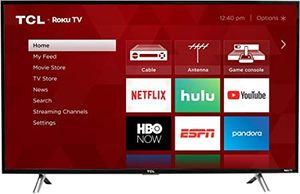 "43"" TCL Roku Smart TV for Sale in Del Mar, CA"