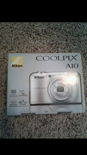 Nikon Digital camera NEW for Sale in Wilder, KY