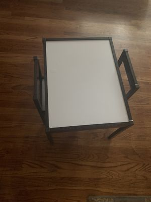 Table and chair for children for Sale in College Park, MD