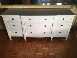 Dresser all wood just beautiful. Cod available if you can't pick it up. for Sale in Atlanta, GA