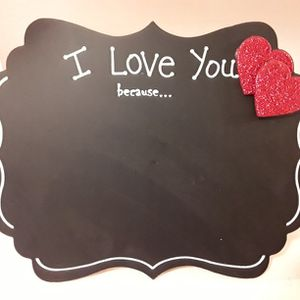 Valentine's Day Chalkboard for Sale in Wallingford, CT