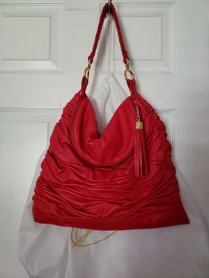 Onna Erlich leather hobo bag for Sale in Manchester, MO