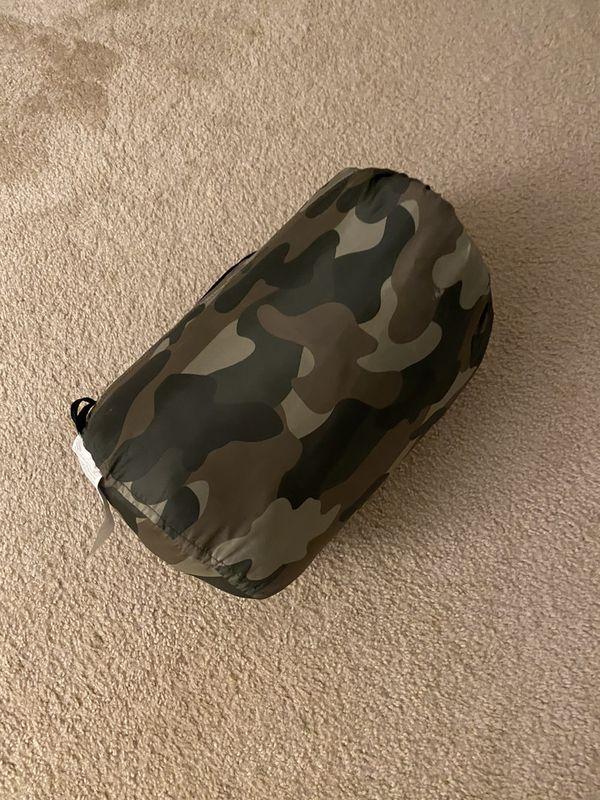 Sleeping Bag Comfortable Fabric Water Proof Indoor Outdoor