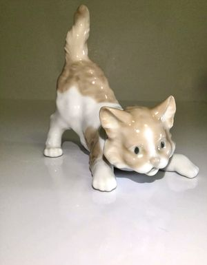 LLadro Playful Cat Figurine 1979, MINT ! for Sale in Brooklyn, NY