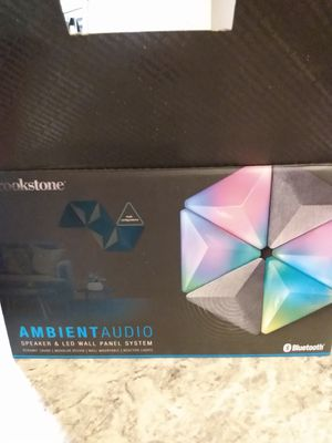 Speaker bluetooth lights for Sale in Columbia, TN