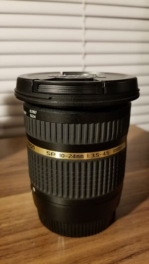 Tamron 10-24mm lens E mount for Canon for Sale in Burbank, CA