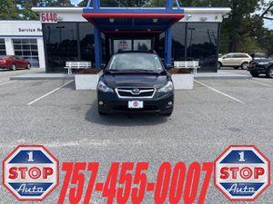 2014 Subaru XV Crosstrek for Sale in Norfolk, VA
