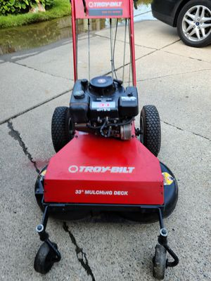 "Troy Bilt 33"" Lawnmower for Sale in Roseville, MI"