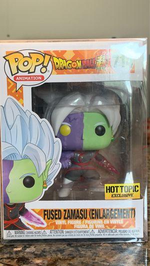 Funko Pop! Animation Dragon Ball Z Fused Zamasu (Enlargement) for Sale in Fort Worth, TX