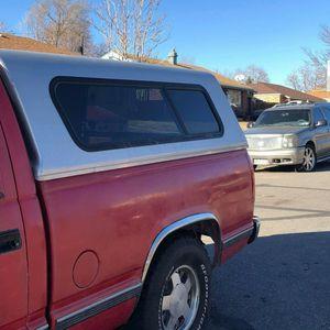 94 Chevy Truck Camper for Sale in Denver, CO