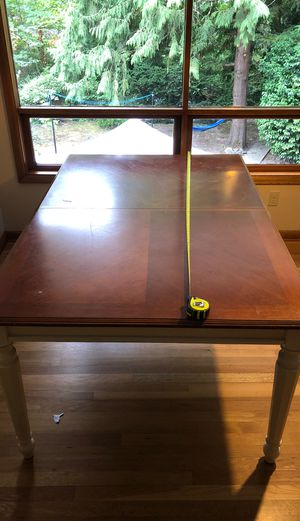 Dining table Free pickup today for Sale in Lake Oswego, OR