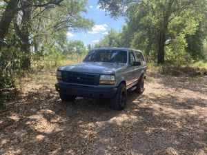1992 ford bronco for Sale in Clermont, FL