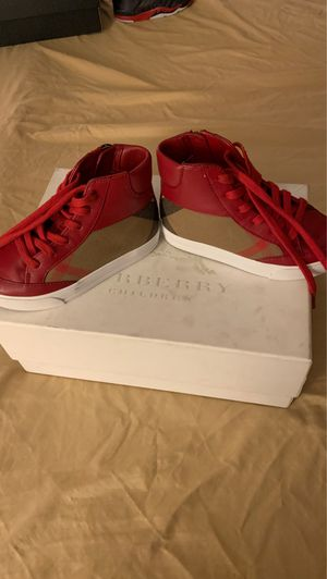 Burberry shoes size 8 US 25 EURO for Sale in Rolling Hills Estates, CA