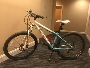 Cannondale Mountain Bike F7 great condition Disk Brakes for Sale in Key Biscayne, FL