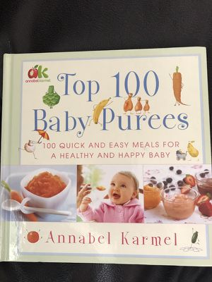 Baby Purées Book for Sale in Chandler, AZ