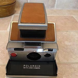 Polaroid Sx-70 Land Camera And Film for Sale in Orlando, FL