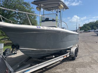 23 Ft Seafox Openfisherman 2018 Yamaha Fourstroke for Sale in Miami,  FL