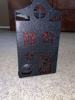 Gold Canyon Candle Halloween Holder for Sale in Scottsdale, AZ