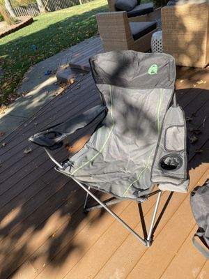 Coleman Camping Chair for Sale in Indianapolis, IN
