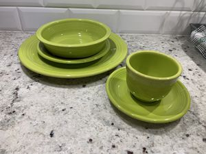 Fiestaware for Sale in Bellefontaine, OH
