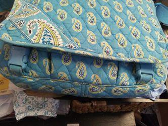 Vera Bradley Computer Case Brief Case Diaper Bag for Sale in Pinellas Park,  FL