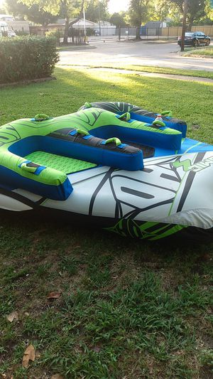 Water , hd sports $50 cash no holes holds air. for Sale in Dallas, TX