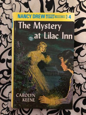 Nancy Drew Four: The Mystery at Lilac Inn for Sale in Phoenix, AZ