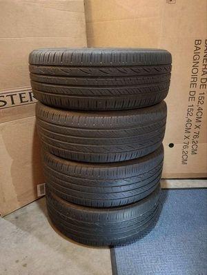 4 Tires - 245/55R19 HANKOOK VENTUS S1noble2 for Sale in Bellevue, WA