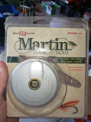 Fly fishing reel for Sale in New Lenox, IL