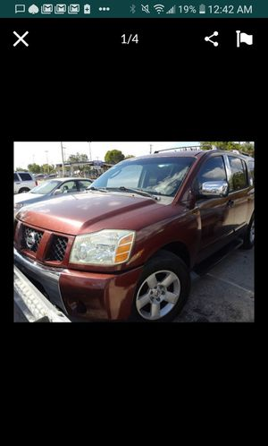 2004 Nissan Armada (seats 8) for Sale in Fort Lauderdale, FL