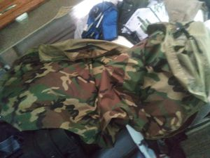 Camo duffle bag 6' long and durable for Sale in Portland, OR