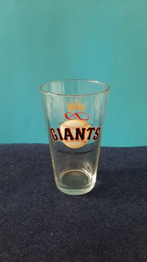 San Francisco giants Collectables Glass $5 for Sale in Stockton, CA