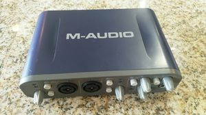 ML Audio Fast Track PRO for Sale in Santee, CA