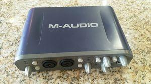 ML Audio Fast Track PRO for Sale in Santee, CA