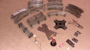 HUGE BOX OF O GAUGE SCALE TRACK &ACCESSORIES!! for Sale for sale  Goodwater, AL